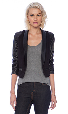 LaPina Tracy Jacket in Black
