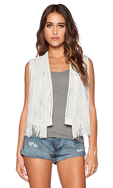 LaMarque Brittany Vest in White