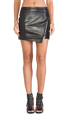 LaMarque Thelma Mini Skirt in Black