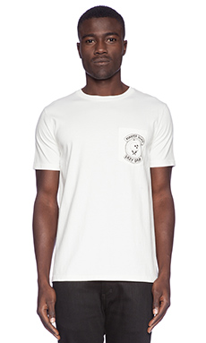 Lazy Oaf Forever Dumb Tee in White