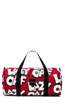 Lazy Oaf Carry All in Red