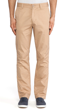 life/after/denim Slim Fit Chino in New Khaki
