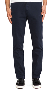 life/after/denim Modern Slim Chino in NYPD Blue