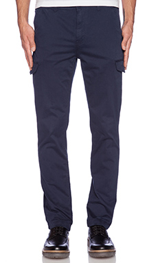life/after/denim Cargo Pant in NYPD Blue