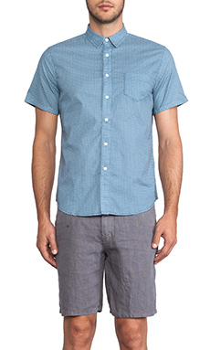 life/after/denim Starsky Button Down in Wind