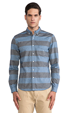 life/after/denim Rivington Button Down in NYPD Blue