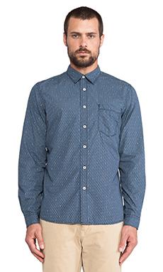 life/after/denim Bandana Shirt in Ink
