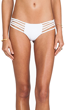 LEE + LANI The Ibiza Bottom in White