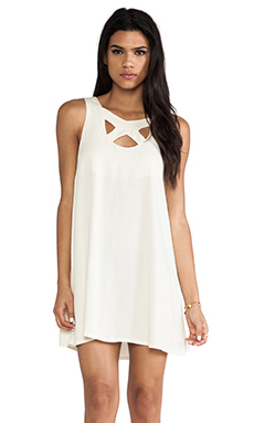 LENNI XX Dress in Cream