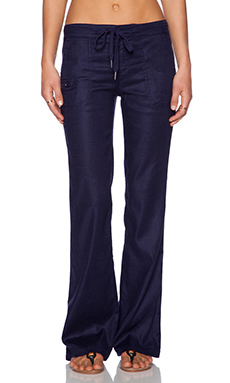 Level 99 Alana Lounge Pant in Royal