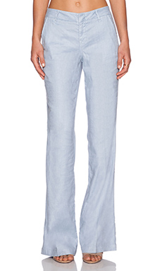 Level 99 Mina Trouser in Blue Fog