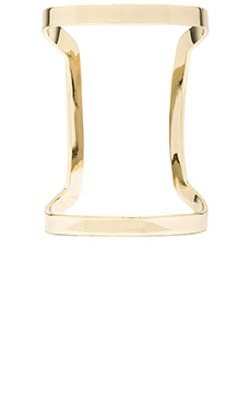 Lisa Freede Athens Cuff in Yellow Gold