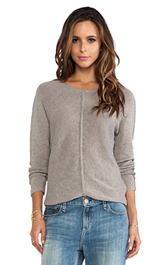 Line Coastal Sweater in Tawny