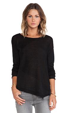 Line Cambie Sweater in Caviar