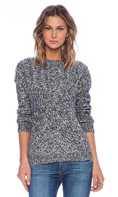 Line Billow Sweater in Cream