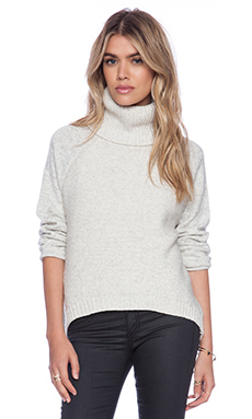 Line Cove Sweater in Cream