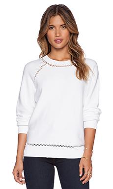 Line Warwick Sweater in Opal