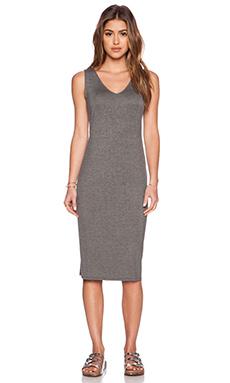 Lisakai Bodycon Dress in Grey