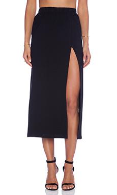 Lisa Kai Bebe Skirt in Black