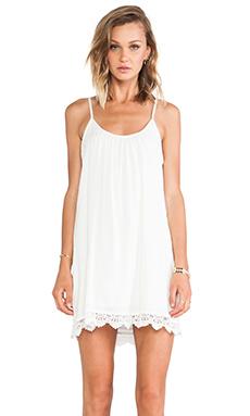 LIV Cami Scoop Dress in Cream