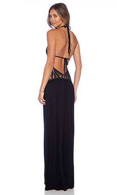 ROBE MAXI TUNIQUE DE PLAGE THE PITCH