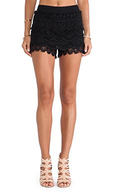 Lisa Maree Through the Night Skirt in Black