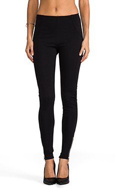 LNA Rodeo Legging in Black