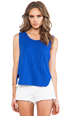 LNA Anja Tank in Royal Blue
