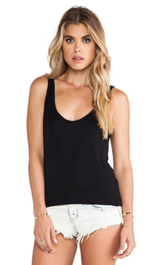LNA Alex Tank in Black