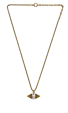 Lionette by Noa Sade Kika Necklace in Clear