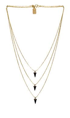 Lionette by Noa Sade Avish Necklace in Black