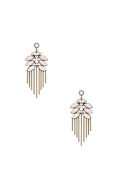 Lionette by Noa Sade Tahiti Earring in White