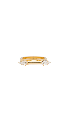 Lionette by Noa Sade Ace Ring in Gold
