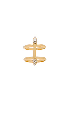 Lionette by Noa Sade Micca Ring in Gold