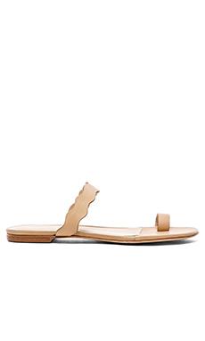 Loeffler Randall Petal Sandal in Buff