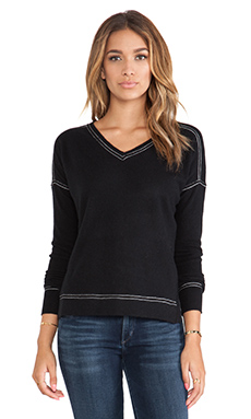 LOMA Nix Cashmere Sweater in Black