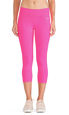 Lorna Jane Lilly 7/8 Tight in Rosa Shocking