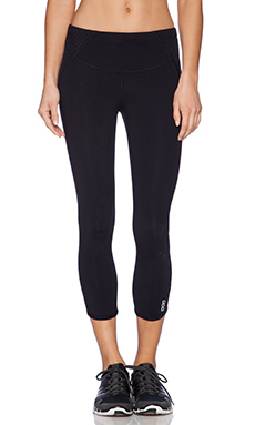 Lorna Jane Aster Core 7/8 Legging in Black