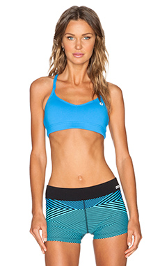 Lorna Jane Cleo Sports Bra in Capri Blue