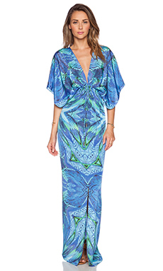 Lotta Stensson Reg Robe in Midnight Kaleidoscope