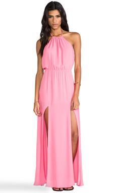 Lovers + Friends Smokin' Hot Dress in Pink