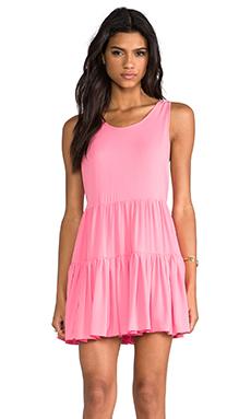 Lovers + Friends Angel Dress in Pink