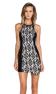 SIMMER BODY CON DRESS