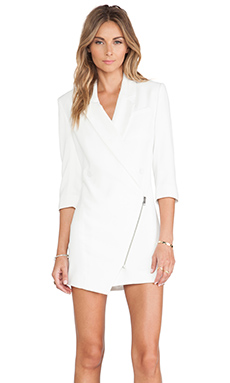 Lovers + Friends Spencer Dress in Ivory