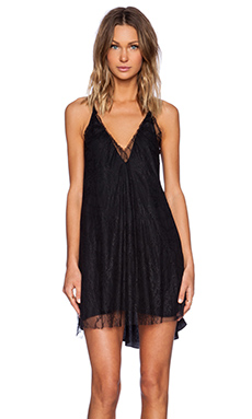 Lovers + Friends Ginger Dress in Black