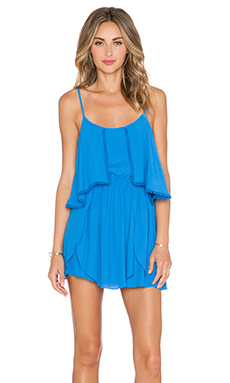 Lovers + Friends x REVOLVE Aries Dress in Cobalt