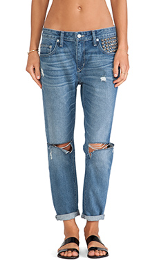 Lovers + Friends Ezra Studded Jean in Lexington
