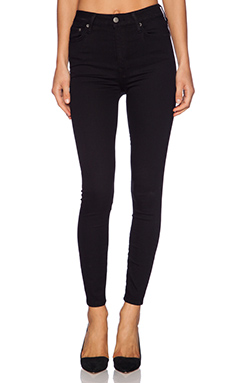 Lovers + Friends Mason High Rise Skinny Jean in Alvarado