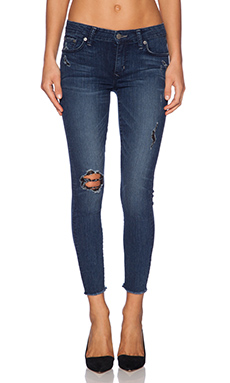 Lovers + Friends Ricky Skinny Jean in Santee