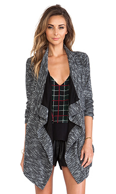 Lovers + Friends Days Like These Jacket in Marled